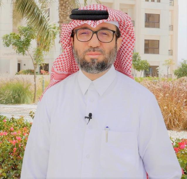 Dr. Ahmed Al-Aoun, Assistant Dean of Graduate Studies QU