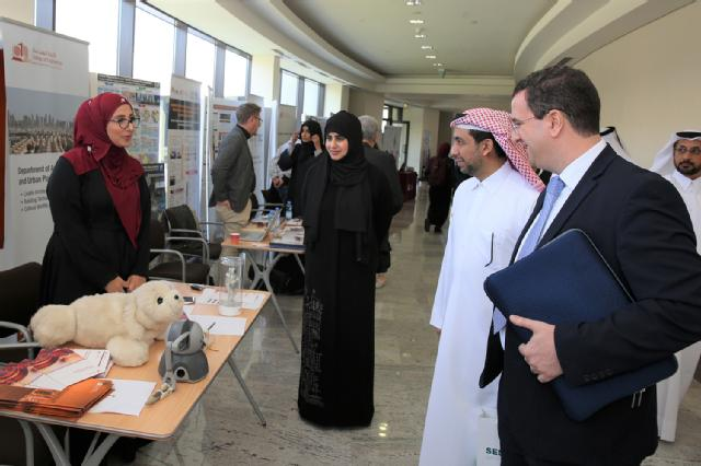 QU host open day for prospective graduate students