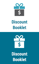 discount booklet