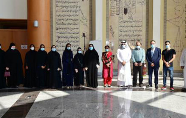 QU-YSC summer training program 2020 concludes